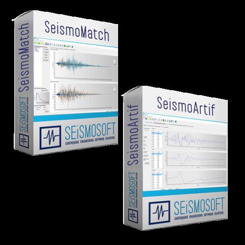 SeismoMatch & SeismoArtif