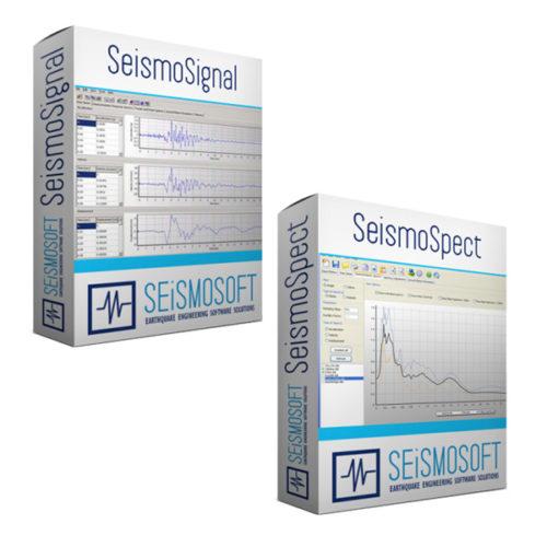 SeismoSignal SeismoSpect Bundle