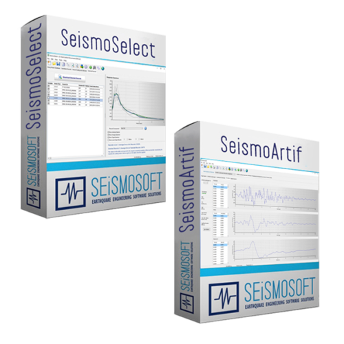 SeismoSelect - SeismoArtif Bundle