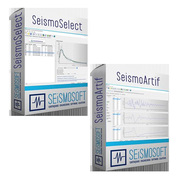 SeismoSelect - SeismoArtif Bundle
