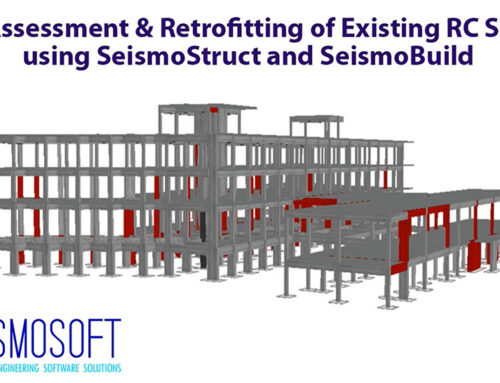 Seismic Assessment & Retrofitting of Existing RC Structures using SeismoStruct and SeismoBuild – October 2020